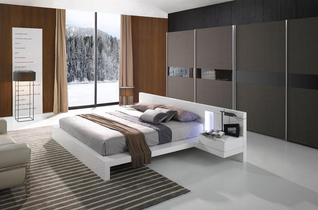 Exclusive Quality Design Master Bedroom Feat Light Contemporary Lighting