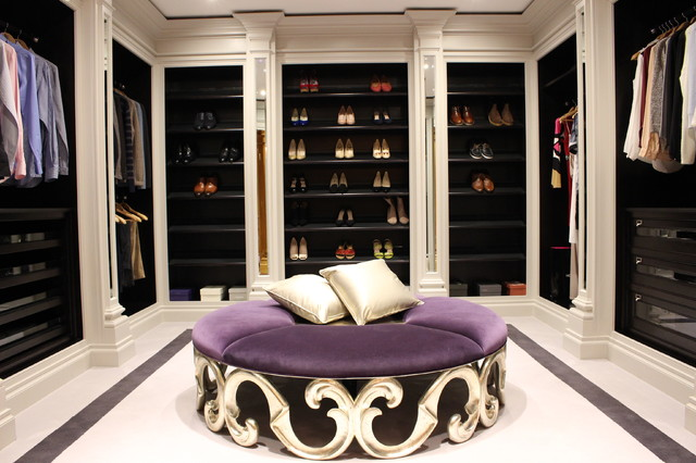 Architectural Dressing Room Display Traditional Glasgow By - Clive christian bedroom furniture
