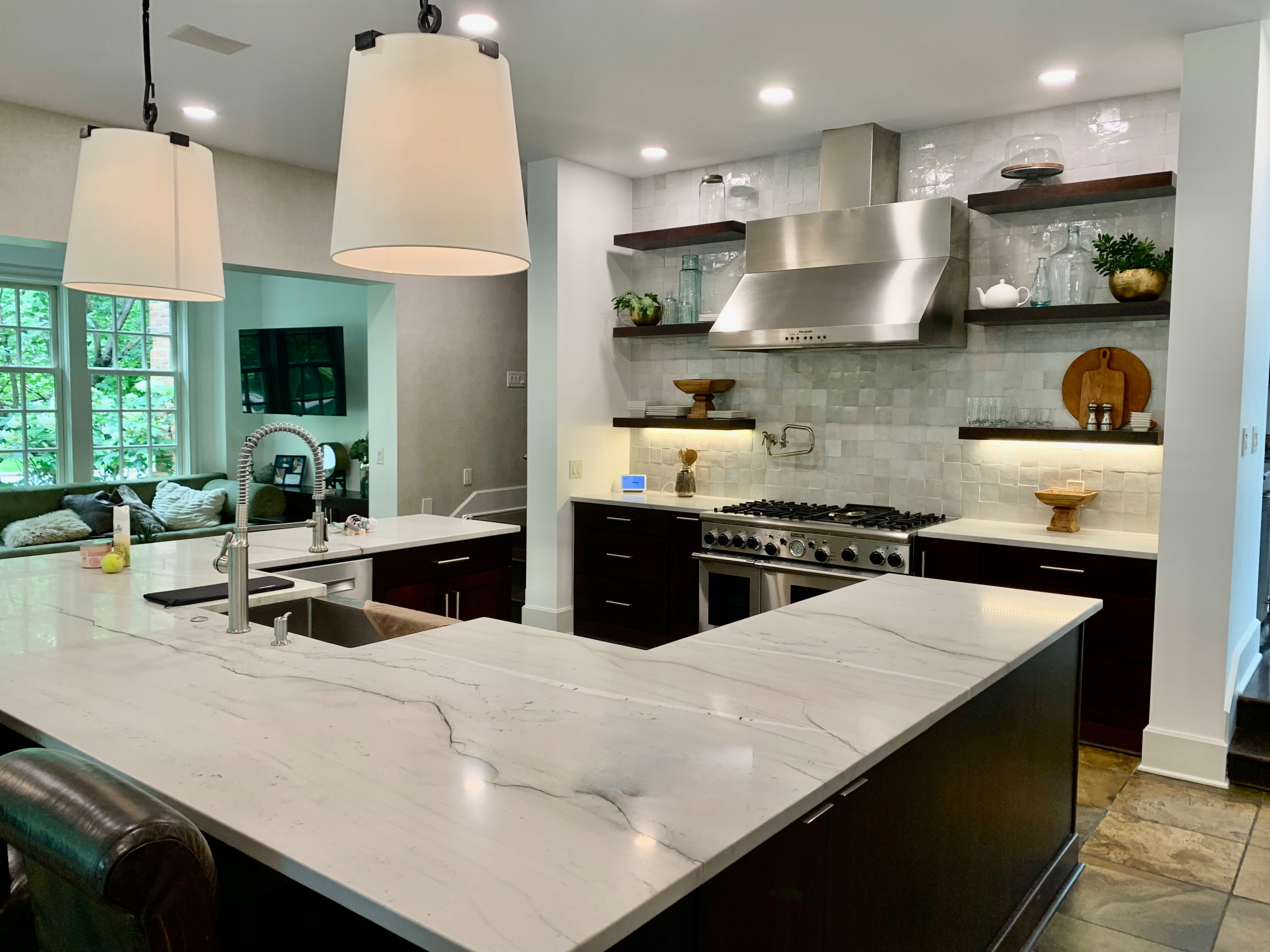 Kitchen + Bathroom Remodel