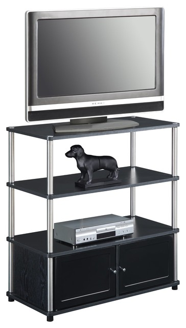 Convenience Concepts Highboy Tv Stand X 932151