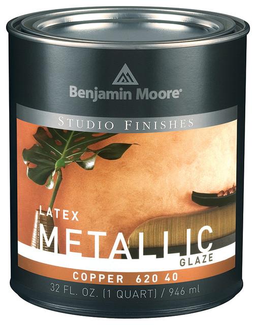 Benjamin Moore Studio Finishes Metallic