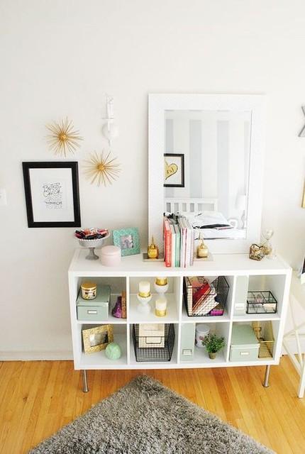75 Cool Ikea Kallax Shelf Hacks For Every E