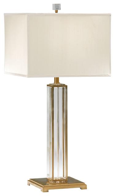 Decorative Crafts Br Crystal Lamp