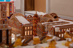 This is What Happens When Architects Build a Gingerbread City