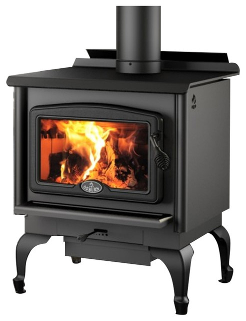 Osburn 1600 Wood Burning Stove Complete Stove With Legs.