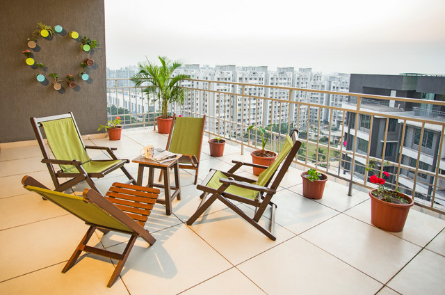 What S The Best Material For Balcony Railings