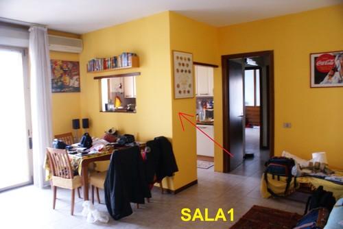 Ristrutturazione casa: zona sala/cucina