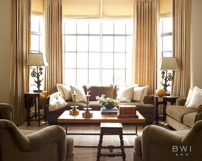 Inspiration for a timeless home design remodel in Atlanta