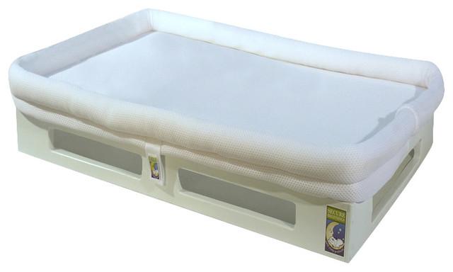 Mini SafeSleep Breathable Crib Mattress Modern Crib