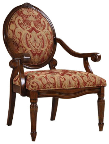 Madison Park Brentwood Accent Chair Traditional