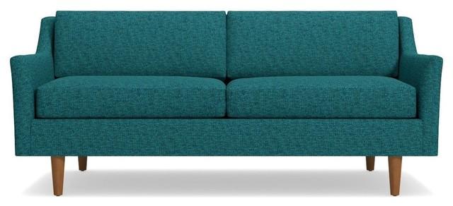 Sutton Sofa, Chicago Blue