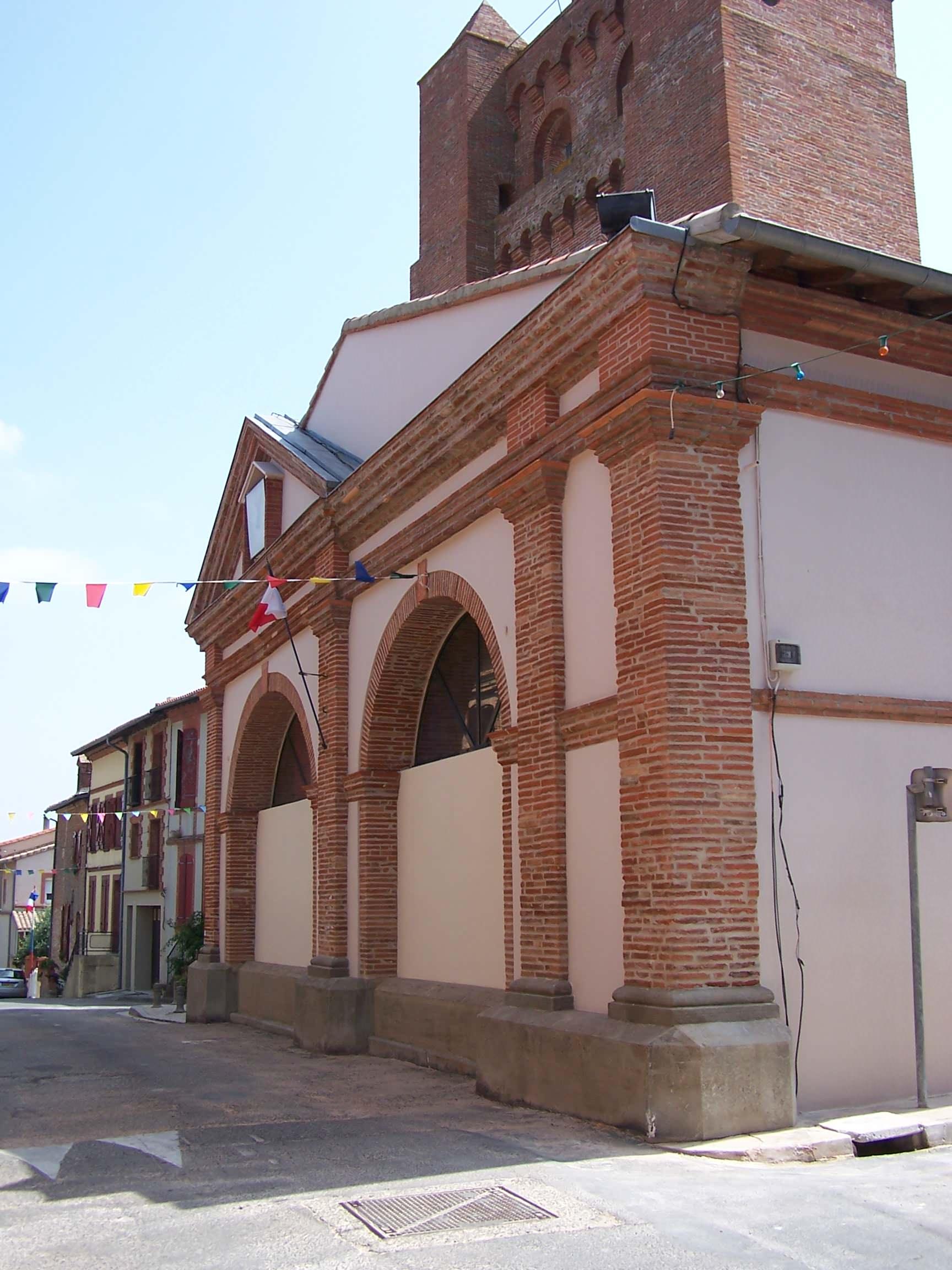 Halles de Montequieu Lauragais