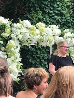 Wedding OU Patio