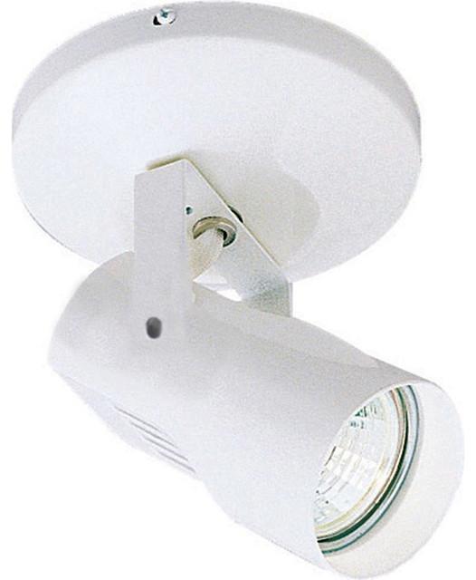 ME-808-BK WAC Lighting Monopoint 808 Spot Light Black