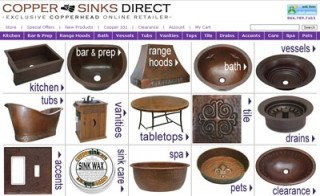 Copper Sinks Direct | Houzz