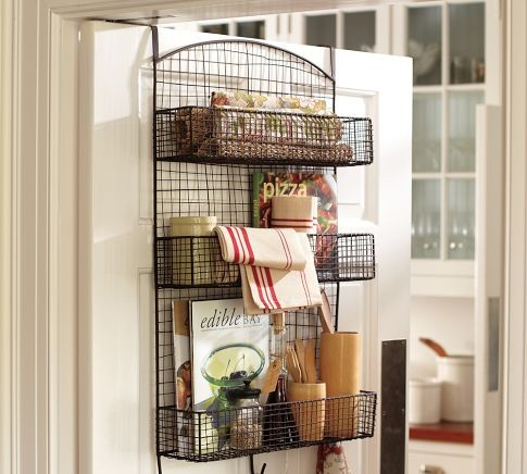 Over-the-Door Storage: your new favourite method of ...