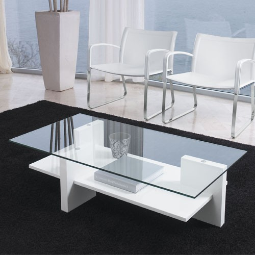 Antonello Italia | Zen Coffee Table With Matte Lacquer Modern Coffee Tables