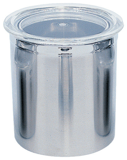 Studio Stainless Steel Canister With Lid, 2.5 Cups.