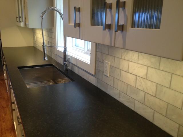 Nero Assoluto Leather Finish granite