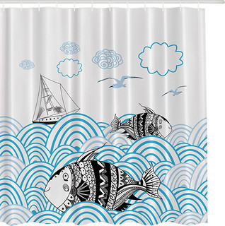 ... Curtains Ideas Asian Inspired Shower Curtain Morethancurtains Asian  Inspired ...