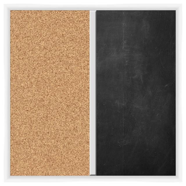 Cork And Chalk Duo Board