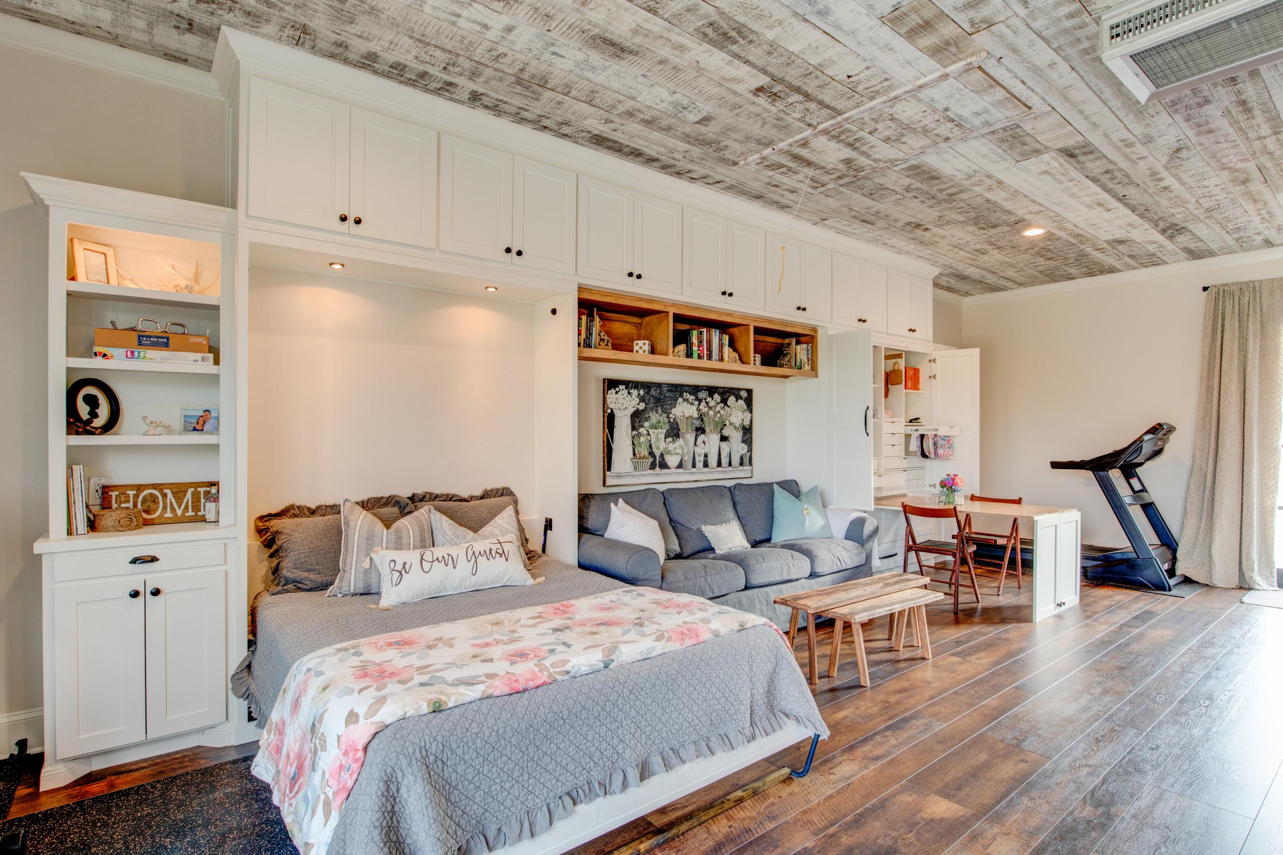 Garage to Guest Suite Transformation
