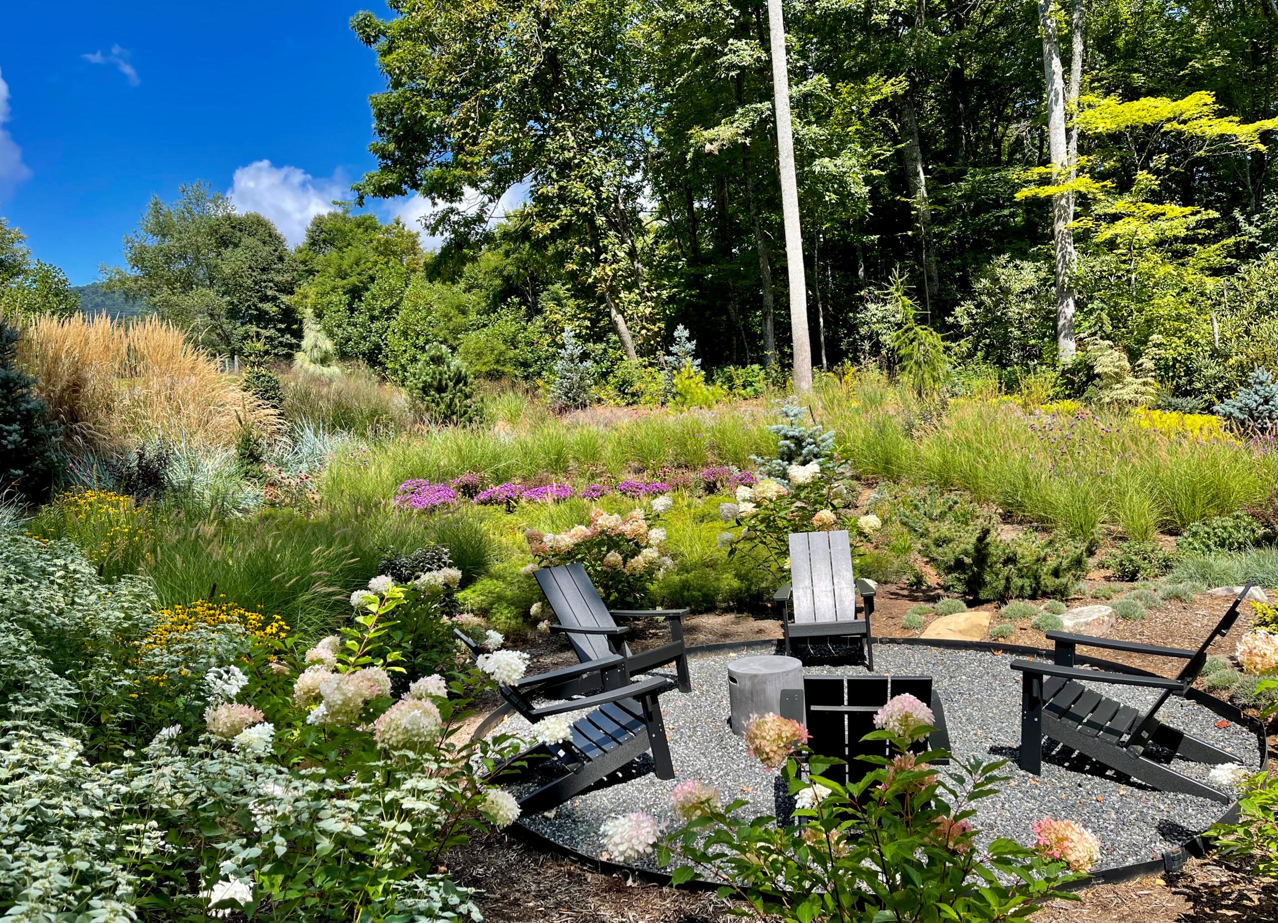 Crafting A Mountain Garden Called Rhodwood