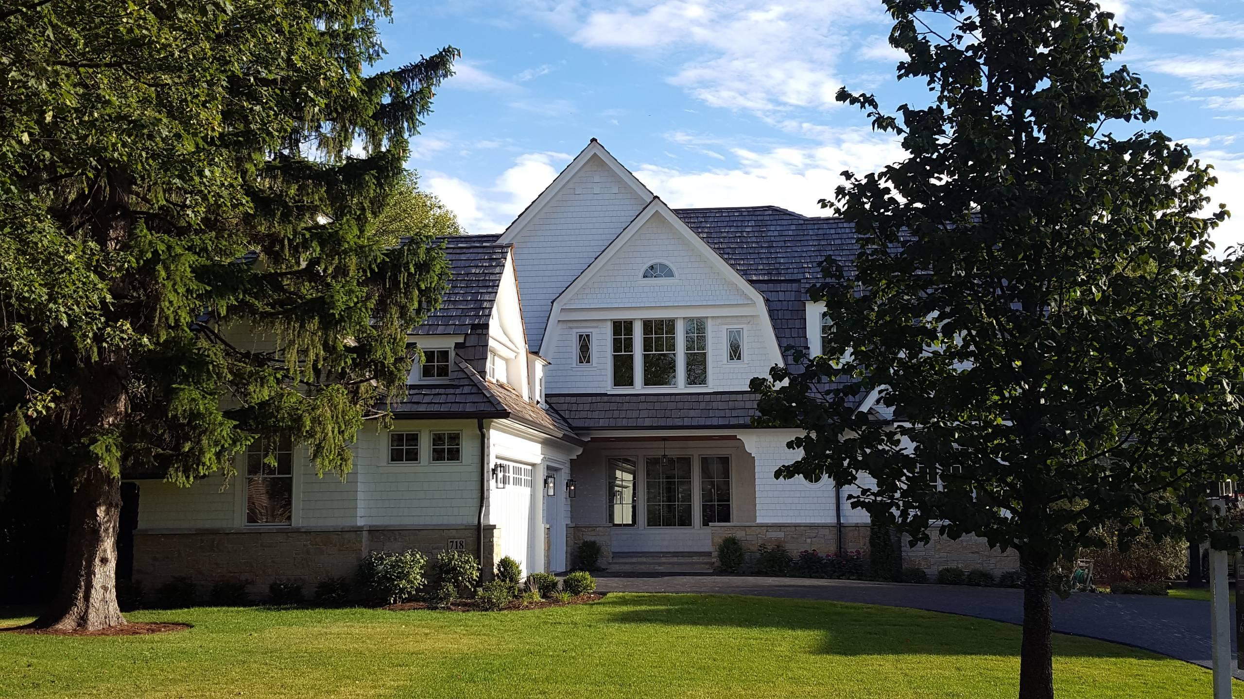 Modern East Hampton, West Hickory Street, Hinsdale, IL