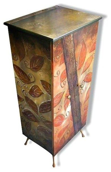 Studio 78 Hand-Painted Autumn Cabinet