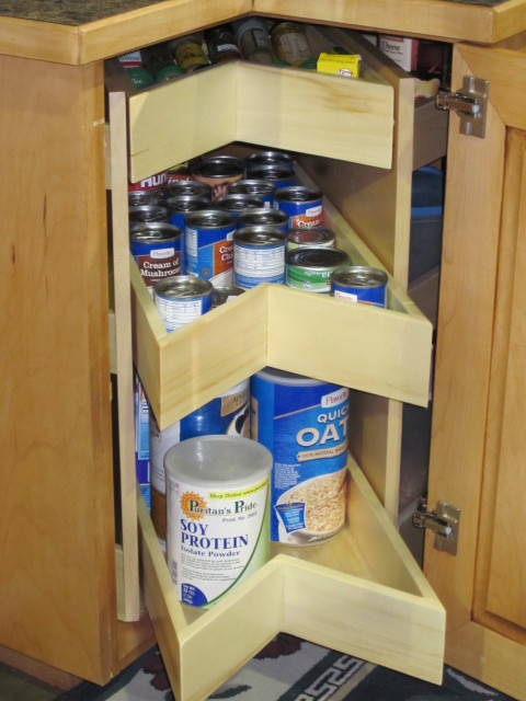 KornerKing Corner pantry
