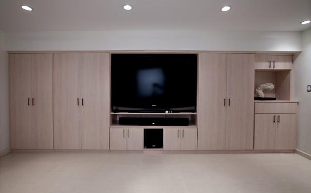Home Design   Contemporary Home Design Idea In New York. Email Save. Custom  Closets Direct