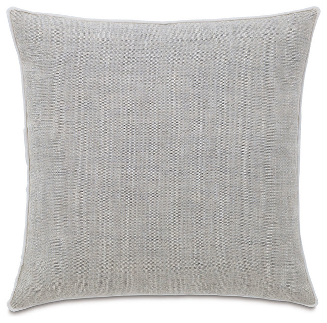 Eastern Accents Draper Slate Euro Sham View In Your