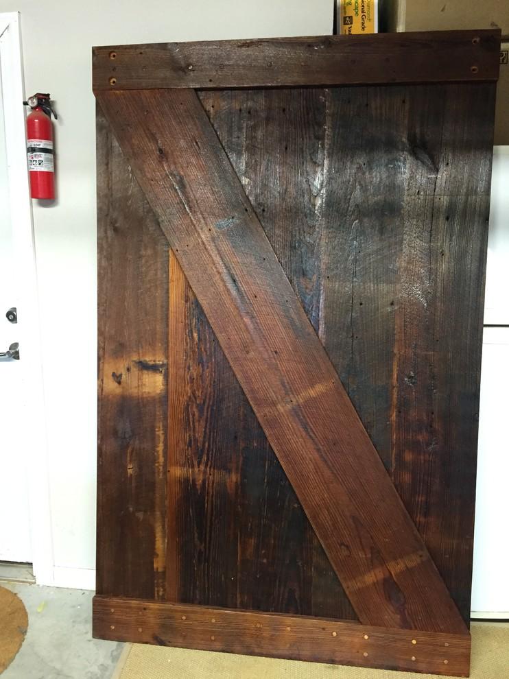 Reclaimed Sliding Barn Door