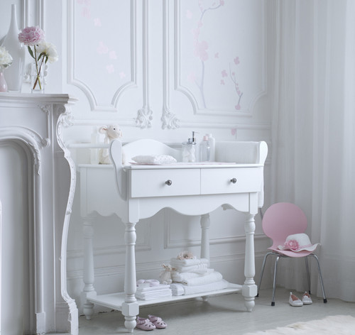 Hestia Dresser and Changing Table