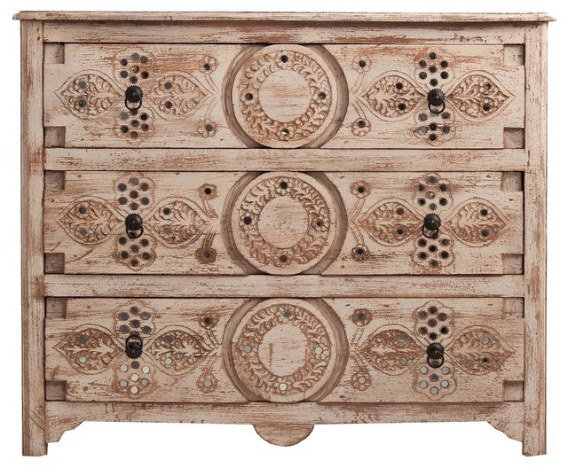 Guilin Wooden Chest of Drawers