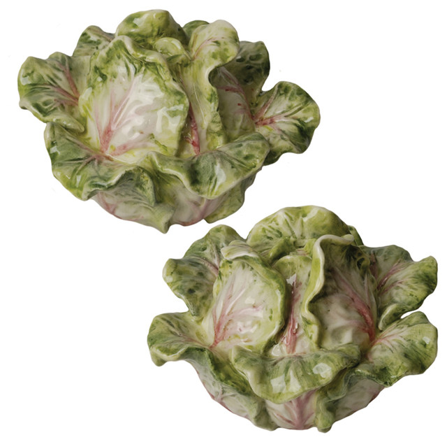 French Garden Cabbage Salt And Pepper.