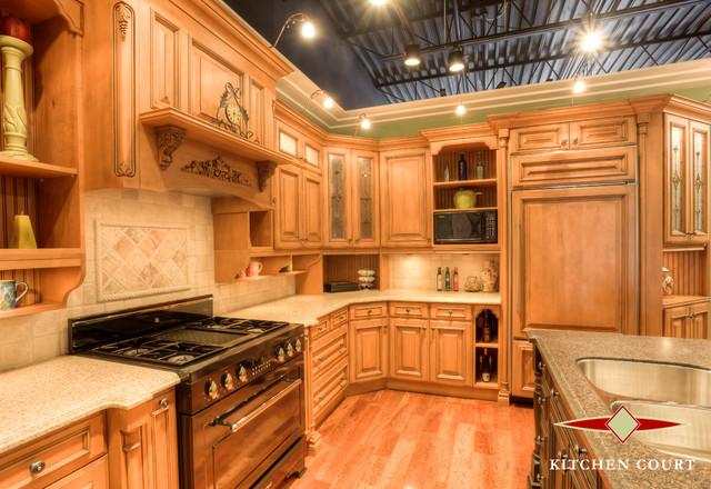 Kitchen & Cabinetry design - Showroom Displays ...