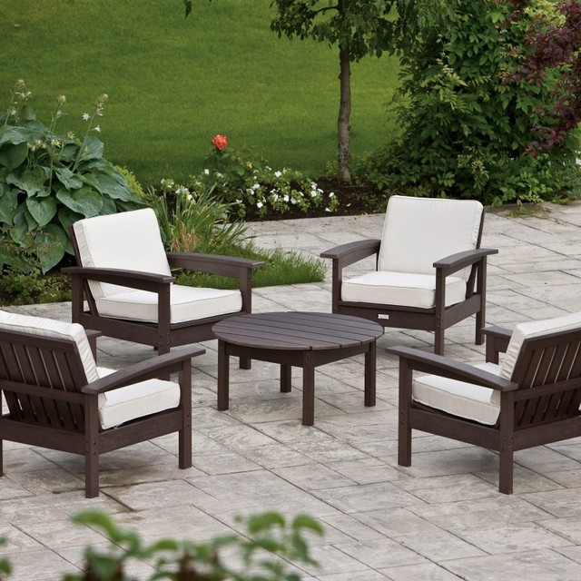 Attrayant EON Resin Outdoor Conversation Set   GLC015