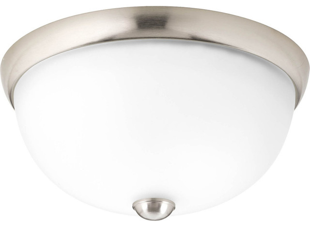 Close To Ceiling Modern Lights : Light close to ceiling fixture contemporary flush
