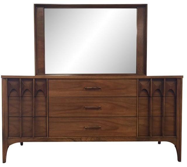 Kent Coffey Perspecta Dresser U0026 Mirror Dressers