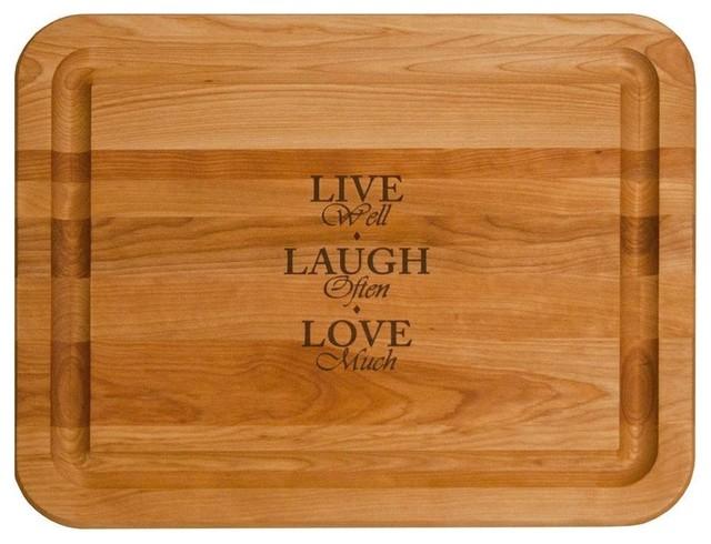 Live Laugh Love Board