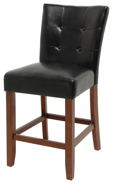 Steve Silver Granite Bello Parson Counter Height Stool Traditional Bar  Stools And