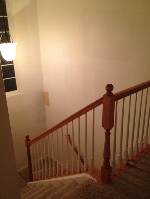 Best Paint For Stairway And Upstairs Hallway