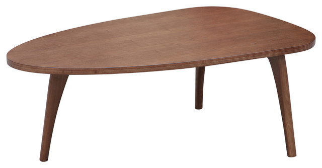 Holland Coffee Table, Walnut.