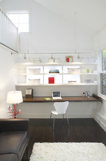 Feldman Architecture modern home office