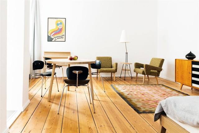 Kleine Wohnung in Berlin - Midcentury - Dining Room ...