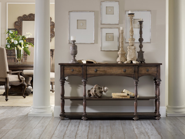 thin console table traditional denver by tj hooker inc