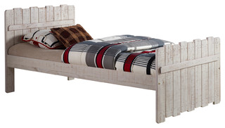Donco Kids Bowles Treehouse-Style Twin Bed