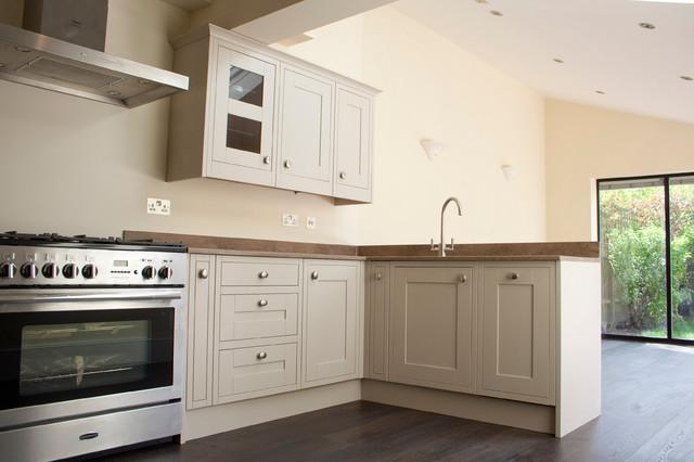 Kitchen Victorian House Extension