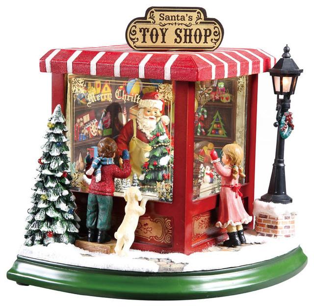Toy Shop Figurine.